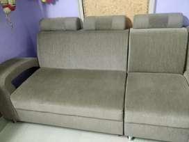 Beautiful Corner Sofa set