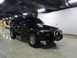 Ssangyong SG32 4x4 Automatic,  Mesin Mercedes benz Masterpiece