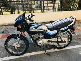 Tvs Victor with 60 mileage