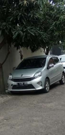 Toyota Agya G Istimewa