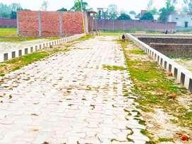800 sqft plot nearest alambagh campus para thana lucknow