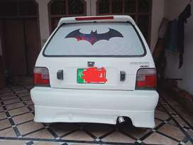 Home Based Used Car Mehran VXR no calls only chat or whatsapp only