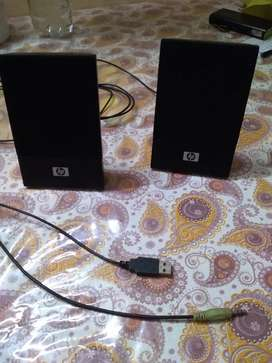 USB SPEAKERS (2 speakers)