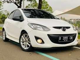 Mazda 2 S 2012 Matic Terawat
