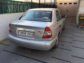 well maintained army officer's self driven car