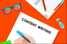Freelance Content Writer Required (Engish)