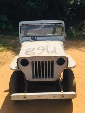 Mahindra Jeep 1967