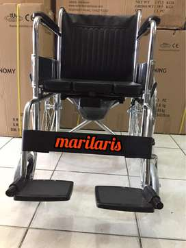 Kursi Roda 2 in 1 Gea FS609 BARU dan MURAH