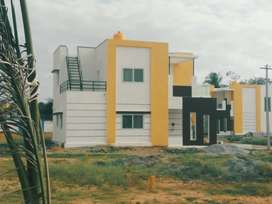 Flats are available at mathigiri ( Hosur )