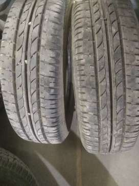 used tyres available of all cars good condutiin