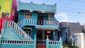1st floor house for rent with double bedrooms