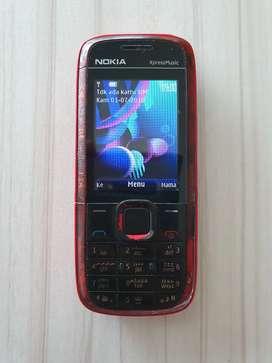 Nokia 5130 Xpress music Casing ori mulus no minus