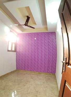 1BHK 1Toilet Flat Near Noida Sector 62 metro Fully furnish No comm.