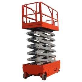 scissorlift aerial platform jatim
