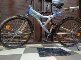 Ik dam new cycle ...1 week chalia bas