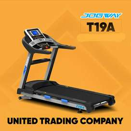 COMMERCIAL JOGWAY T19A AC MOTOR TREADMILL GYM & FITNESS MACHINE