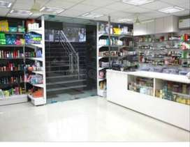 Pharmacist required with medical store license