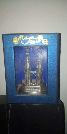 Miniatur Twin Towers.