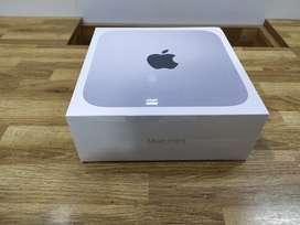 Mac mini sealed pack unit ready stock 2021
