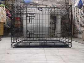 Big double door Cage for Cats, Dogs and parrots