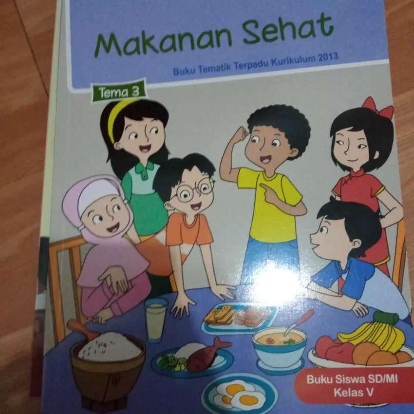 Buku Tematik Kelas V Sd 0