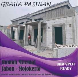 Rumah Ready Harga Murah 250 jt SHM