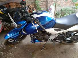 Almost new bike for sell