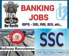 Bank+ Railway+SSC coaching