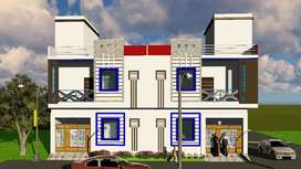 5 Marla Full furnished & ready  House, 5 bedrooms attached bathrooms