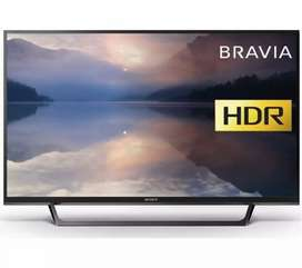 Sony bravia smart 32 inch led tv with 2 year warranty from 13500
