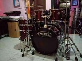 Mapex voyager drum set