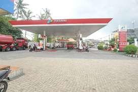 Tanah Bonus SPBU di Jl Monjali Ringroad Dekat UGM, Investasi Tinggi