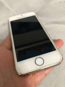 iPhone 5s Gold, 64gb Fullset