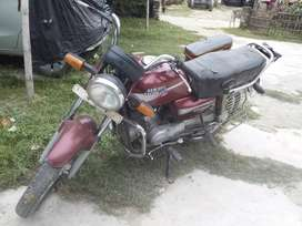 I want to seel my motorcycle