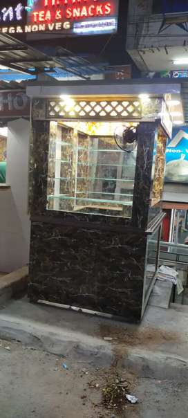 Pan shop for sale near  panama circel ,1,80000 spot and advance includ
