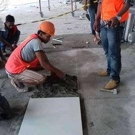 Tukang Pasang Granit Tile, Keramik dan Batu Alam