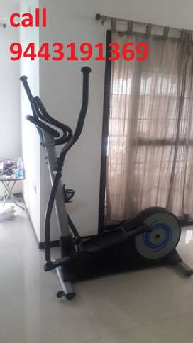 Elliptical Trainer WC 6030 Rs 20,000 only used for 10 days only