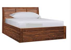 Today 20% off Buy New Double bed 3500, Single bed 1800