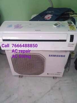 AC fitting AC repair AC service AC motherboard repair
