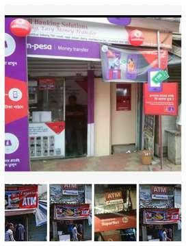 ATM Shop for Sale