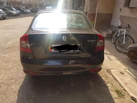 Skoda Laura 2013 Diesel Well Maintained, new tyres
