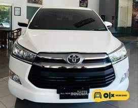 [Mobil Baru] Promo Toyota Innova Paket DP minim Awal tahun
