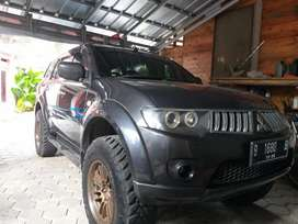 PAJERO SPORT TURBO DIESEL 2.4 EXEED A/T