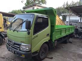 HINO DUTRO 110 SD LONG CHASIS BAK 3WAY