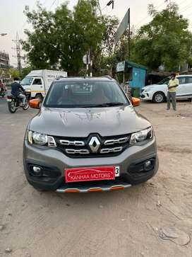 Renault KWID Climber 1.0 MT Opt, 2017, Petrol