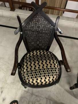 Chair Set with centre table