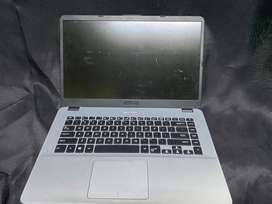 Asus x505za 8 gb ram 1 tb hardisk