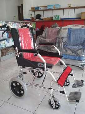 Kursi roda gea travelling