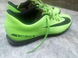 Nike Mercurial X (original) Football shoes grippers