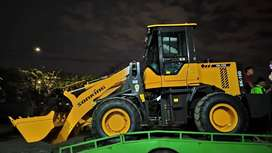 wheel Loader Dijual Sonking Engine Power 76Kw Turbo Murah